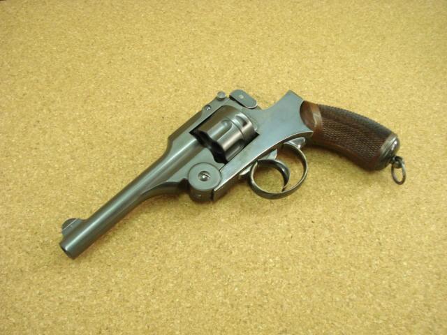 レボラグ H24/0027 二十六年式拳銃_f0131995_13204940.jpg