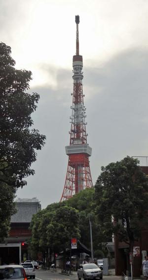 特別分配金の落とし穴、そして縮んで伸びた東京タワー_d0054704_024126.jpg