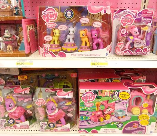 ついにアメリカの男性の間でも萌えキャラ人気が!? My Little Pony: Friendship is Magic_b0007805_5243387.jpg