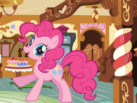 ついにアメリカの男性の間でも萌えキャラ人気が!? My Little Pony: Friendship is Magic_b0007805_657194.jpg