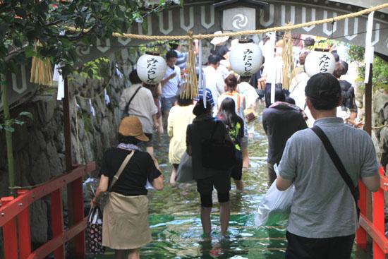 下鴨神社 みたらし祭_e0048413_2135093.jpg