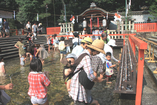 下鴨神社 みたらし祭_e0048413_2135534.jpg