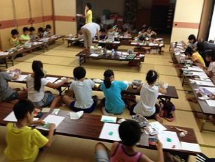 小学生のパワーはすごい!_e0202518_22141558.jpg