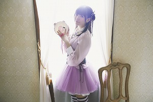 竹達彩奈、2ndシングル、テーマは「アリス」■   _e0025035_1713474.jpg