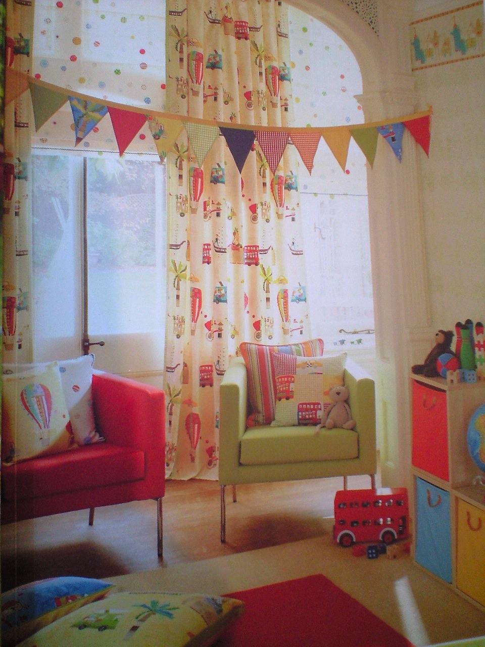 子ども部屋におすすめファブリック『ハーレクイン』_c0157866_17385060.jpg