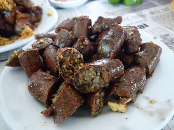 """ハノイ その4 : ハノイ名物 ニャッタンNhật Tânの Thịt Chó """"Anh tú béo""""_e0152073_1201632.jpg"""
