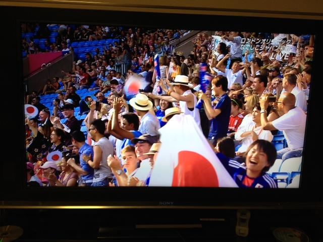 ★ロンドン五輪・日本男子サッカースペインを撃破!★_c0161601_1325678.jpg
