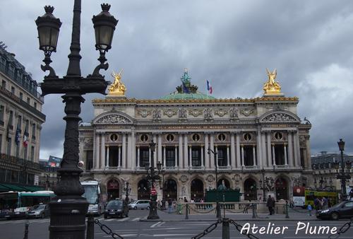 日曜日のパリ。_e0154202_20254914.jpg