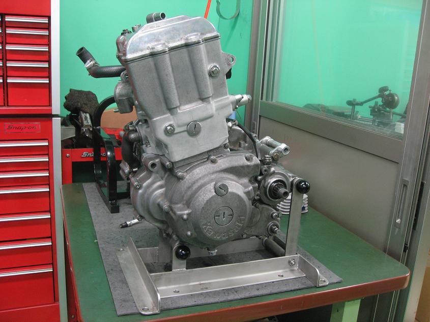 KLX650 エンジン!!!_f0231916_2204099.jpg