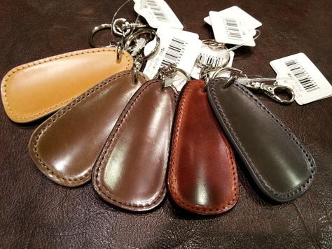 程よいサイズのコードバン製靴べら(限定品です)_b0226322_16271236.jpg