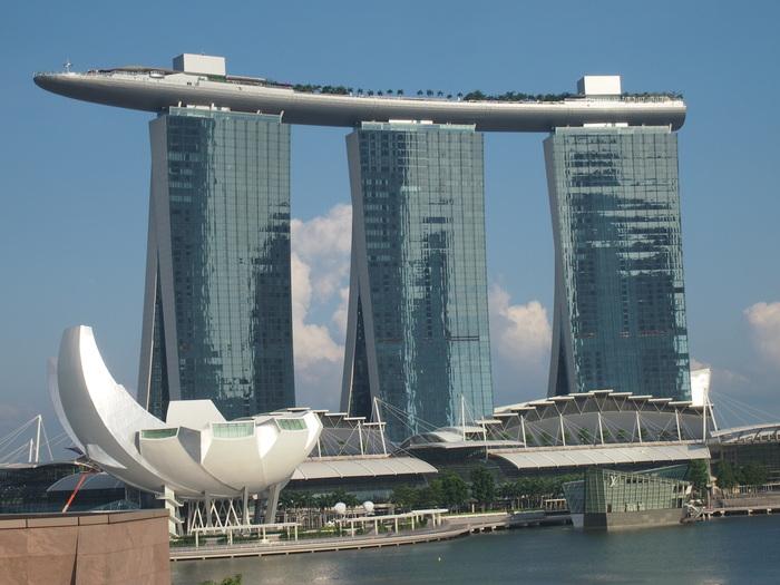 2012 4月 シンガポール記 33  (4日目)Makansutra Gluttons Bay_f0062122_0212296.jpg