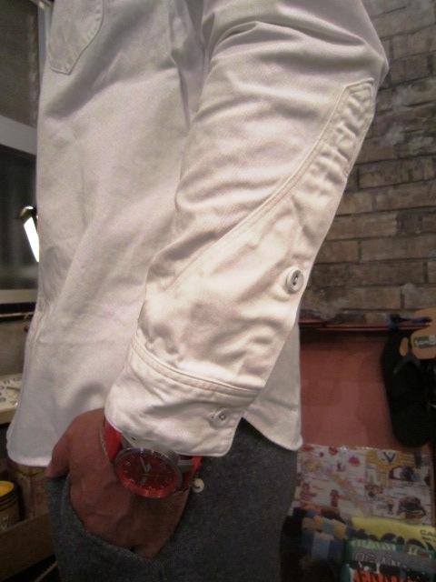 "AmanjaKania \""Oil Cut Shirts\"" ご紹介_f0191324_9164086.jpg"