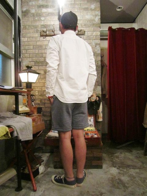 "AmanjaKania \""Oil Cut Shirts\"" ご紹介_f0191324_917392.jpg"