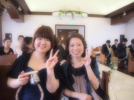 結婚式  happy☆day_e0176128_19453927.jpg