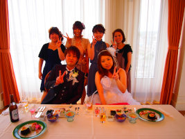 結婚式  happy☆day_e0176128_19455334.jpg