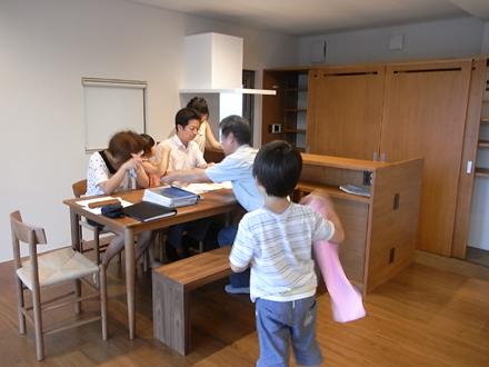 『横塚の家』 完成・引渡しの日_e0197748_14164281.jpg