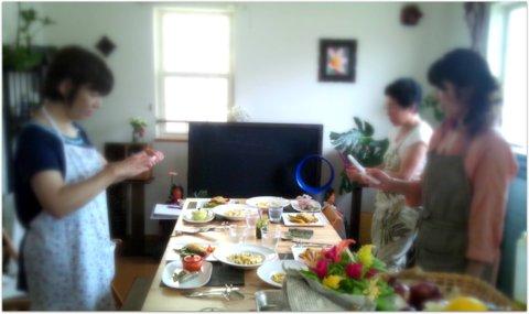 笑いっぱなしのイタリア料理教室4回目♪_b0241353_1354053.jpg