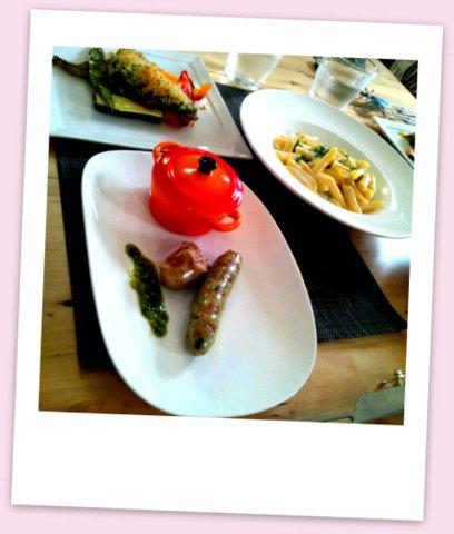 笑いっぱなしのイタリア料理教室4回目♪_b0241353_1384840.jpg
