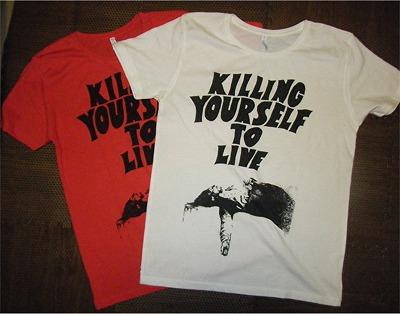 【予約通信販売】KillingYourselfToLive【新作】_b0160255_19523488.jpg