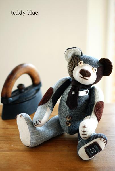 teddy dandy in style  テディ ダンディ スタイル_e0253364_8132720.jpg