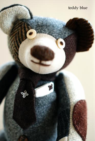 teddy dandy in style  テディ ダンディ スタイル_e0253364_814283.jpg