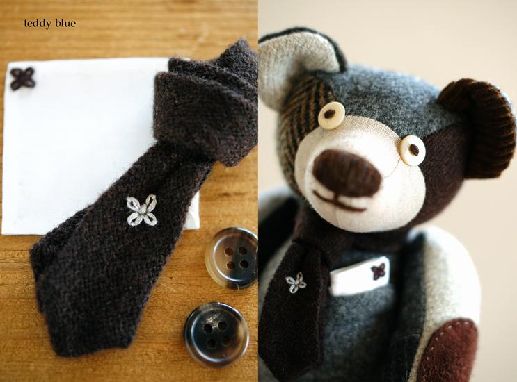 teddy dandy in style  テディ ダンディ スタイル_e0253364_921135.jpg