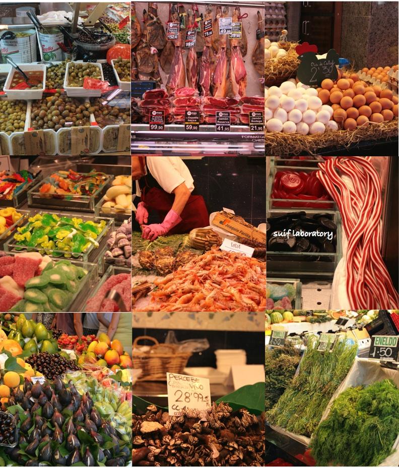 Mercat de Sant Josep(サン・ジュセップ市場)_c0156468_2053182.jpg