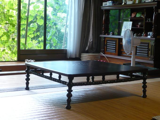明治中期のテーブル。_d0224984_19203625.jpg