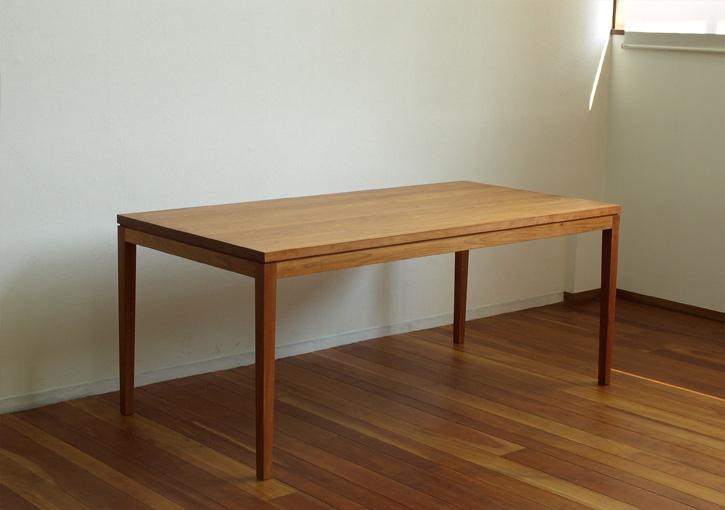 ダイニング 安いダイニングテーブル : チェリー、ダイニングテーブル ...
