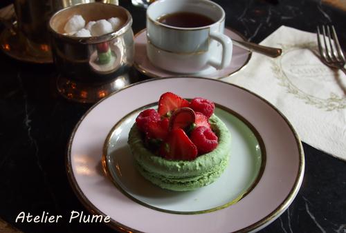ランチして、お茶して、食事して♪_e0154202_23583690.jpg