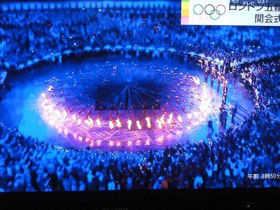2012年あっと言う間の4年!ロンドンオリンピックが始った!!_e0151349_16342113.jpg