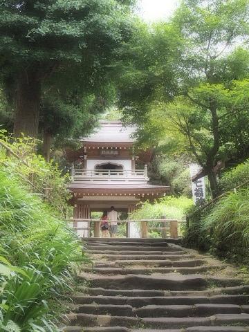 ◆鎌倉スナップ・その3 浄智寺①_b0008655_10191490.jpg