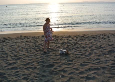 夕日に向かって泳げ。_d0143957_20513872.jpg