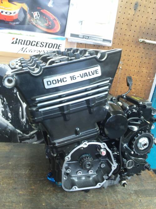 GPZ900R エンジンオーバーホルですなっ。その5_a0163159_16395578.jpg