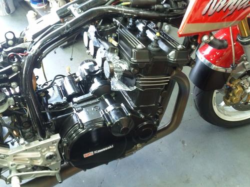 GPZ900R エンジンオーバーホルですなっ。その5_a0163159_16404680.jpg