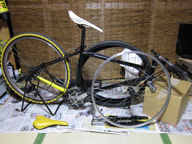 明日は伊那市へ 自転車レストア完了_c0166765_019396.jpg