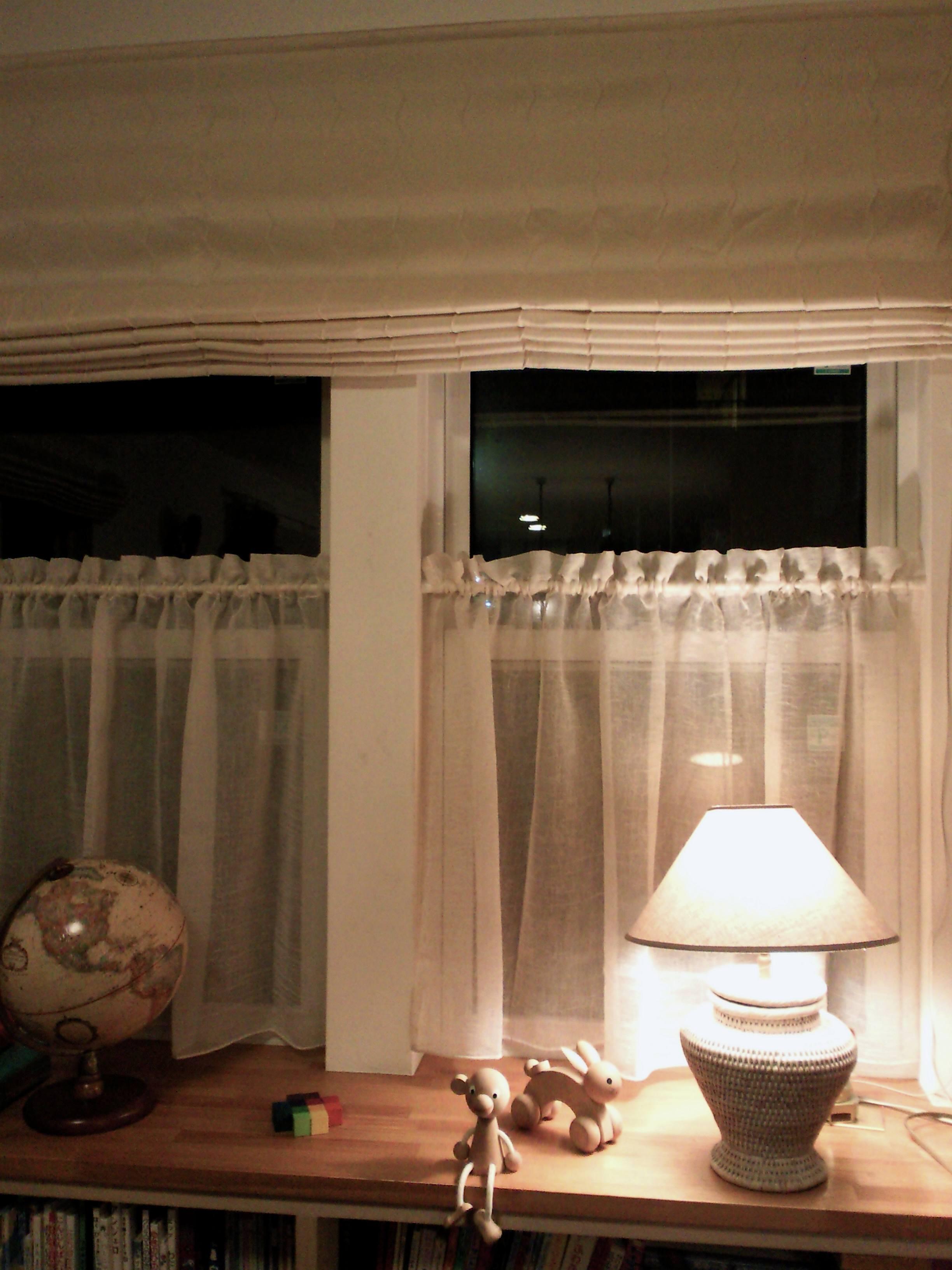 カフェカーテンでスタイル作り_c0157866_19521089.jpg