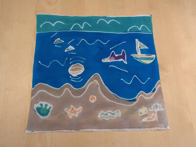 【8/16・17】 夏休み筒描き染めワークショップ for kids_a0121669_18225767.jpg