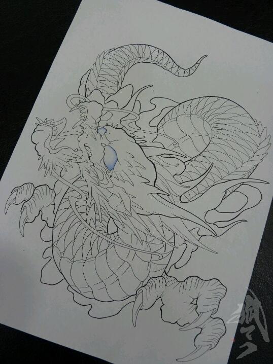 tattooと下絵_e0261276_2514870.jpg
