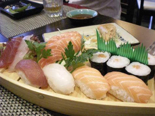 フィレンツェのOSAKAで日本食!!!??_c0179785_6462836.jpg