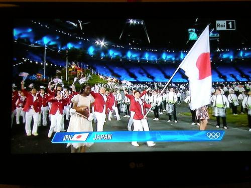 ロンドンオリンピック!!ーーイタ男は日本の応援です★_c0179785_718532.jpg