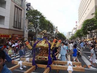 沼津夏祭り!_d0050503_8344491.jpg