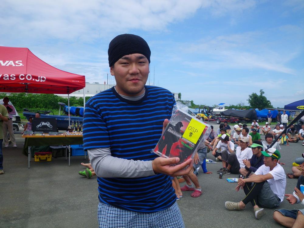 第7回琵琶湖でバスフィッシングを楽しもう会 から (5)_a0153216_171034.jpg