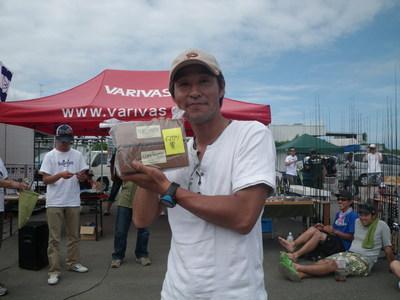 第7回琵琶湖でバスフィッシングを楽しもう会 から (5)_a0153216_1732895.jpg