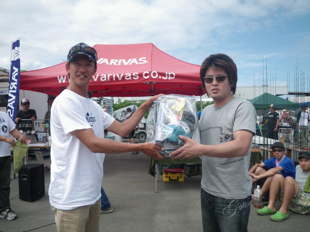 第7回琵琶湖でバスフィッシングを楽しもう会 から (5)_a0153216_18105975.jpg
