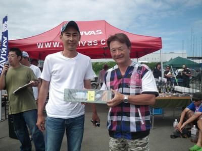 第7回琵琶湖でバスフィッシングを楽しもう会 から (5)_a0153216_18133867.jpg