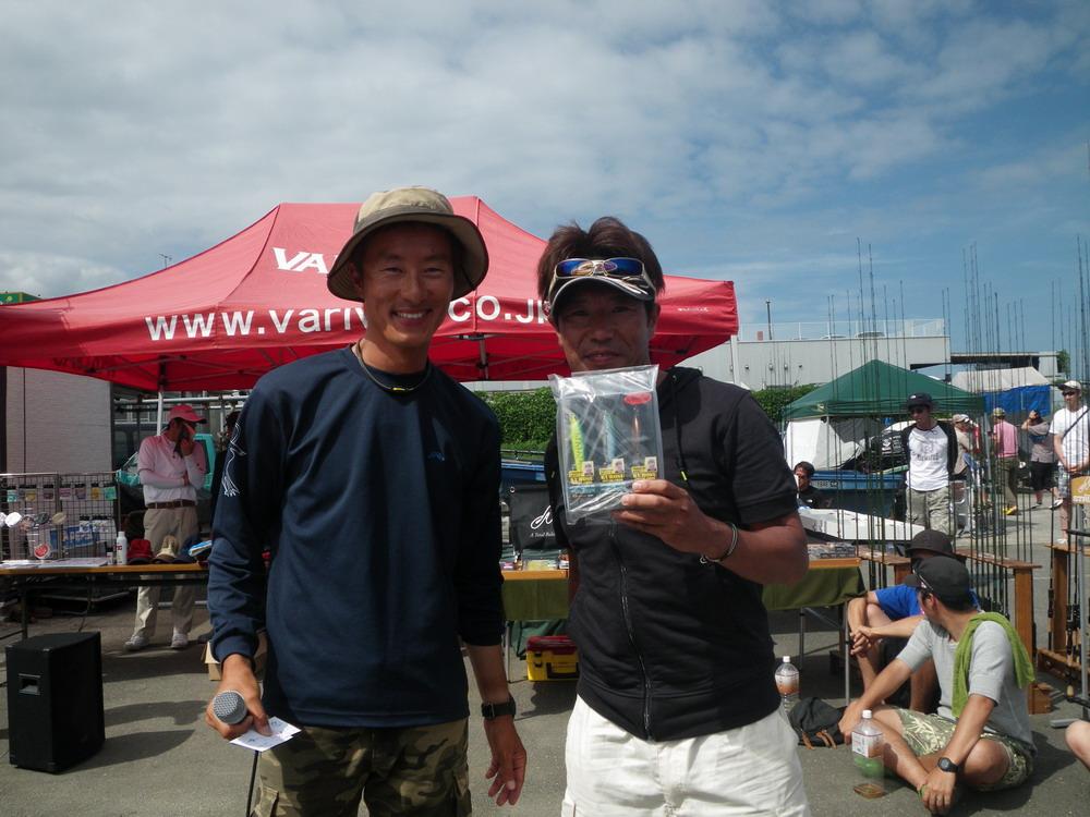 第7回琵琶湖でバスフィッシングを楽しもう会 から (5)_a0153216_19405278.jpg