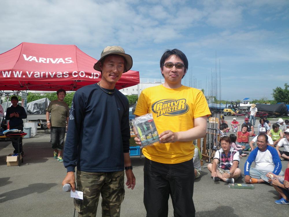第7回琵琶湖でバスフィッシングを楽しもう会 から (5)_a0153216_19412016.jpg