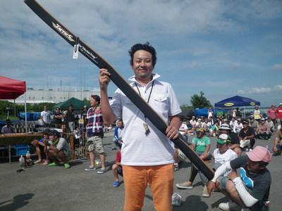 第7回琵琶湖でバスフィッシングを楽しもう会 から (5)_a0153216_1945766.jpg