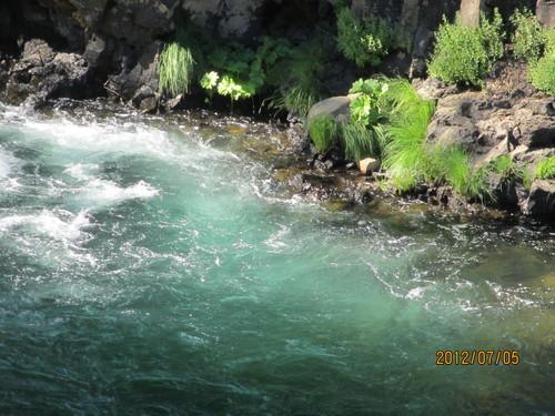 ちょっと涼んでいただきましょうシャスタのマクラウド滝_e0131324_10592766.jpg